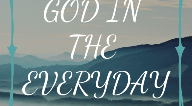 Wednesday Class - Finding God Every Day